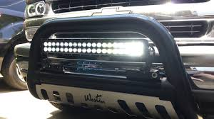 LED Light Bar Install Chevy Tahoe - YouTube Hero Kc Mracks Hilites Gravity Led Pro6 Modular Expandable And Adjustable Zroadz Toyota Tacoma 2016 Rear Bumper Mounts For Two 6 Light Great Whites Lights Trucks 4wds Cars To Fit 10 16 Vw Amarok Roll Bar Bars Beacon Tonneau Smittybilt Defender Roof Rack And Offroad Install Photo Illumating The Road Ahead Roundup Diesel Tech Magazine Rigid Industries Sr2series Pro White Driving 906613 Runner Mount Mounting Nfab