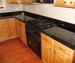 Kitchen Backsplash Ideas With Granite Countertops Black Countertops With Backsplash Ideas Nbizococho