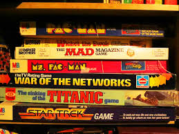 In A Pile Basement The Board Game Show