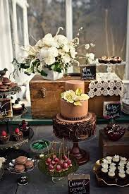 190 Best Wedding Dessert Tables Images On Pinterest