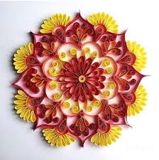 Decoration Hari Raya Simple Paper Craft Quilling Designs Ideas Patterns Art Noel Tutorial