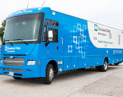 100 Truck Rental Akron Ohio Cleveland Clinic General Mobile Unit Aims To Help Improve