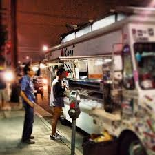 Kogi BBQ Truck - L.A. | Eat Here... | Pinterest | Food Truck, Food ... Line Up At Kogi Bbq Koremexican Queen Of La Food Truck Culture Roy Chois Inside Laxs Terminal 4 Soft Opening This Week Taqueria Taco Truck Catering A Korean The Best Fusion Tacos In Los Angeles Southern Food Beer Cheese And Rock N Roll Good Wikipedia El Sabrosito Eagle Taco Kimchinius Rise Street In 30 Best Cities For Foodies Around The World Ding Out Lost Larder Photos Azul Yelp