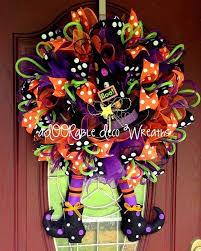 Grandin Road Halloween Wreath by Best 25 Witch Legs Ideas On Pinterest Halloween Witch