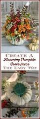 Artificial Carvable Pumpkins by Best 25 Fake Pumpkins Ideas On Pinterest Fall Table Decor Diy