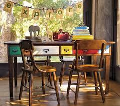 le bureau vintage design deco chambre vintage le bureau d ecolier les enfants