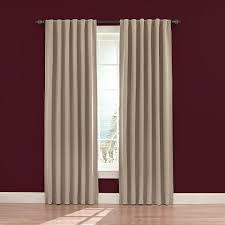 Sound Reducing Curtains Amazon by Amazon Com Eclipse 11353052x084wht Fresno 52 Inch By 84 Inch