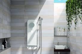 innovativer luftentfeuchter für die dusche
