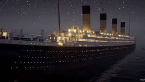 Titanic Sinking Animation Download by Titanic Sinking In Real Time Made By Group Developing Game Of The