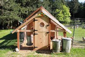 Cheap Shed Roof Ideas by Easy Backyard Chicken Coop Ideas U2014 Emerson Design