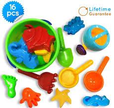 Infant Bath Seat Canada by Sale 13 97 Amazon Com Sand Bucket Baby Beach Toys Set Small 16