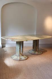 Superb 1930s Art Deco Onyx Dining Table