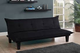 Walmart Black Futon Sofa by Furniture Appealing Contemporary Futon For Any Apartment Or