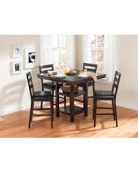 5 Piece Counter Height Dining Room Sets by Incredible Deal On And Gardens Dalton Park 5 Piece Counter Height