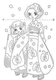 Imagenes Kawaii 60 Dibujos Para Colorear