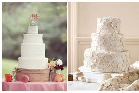 As You Can See In This Image Left Lace Cakes Are Perfect For Rustic Vintage Weddings If A Classic Bride Youll Love Embroiled And Applique