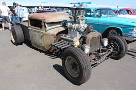 The Old-Fashioned Rat Rod Is Popular Again Today – Classic Cars ...