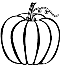 Pumpkin Coloring Pages For Kids