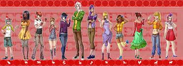 chinese zodiac magical peeps in normal clothes by eiraqueenofsnow