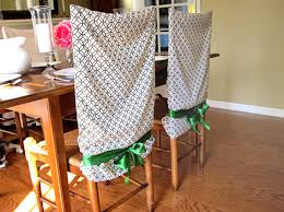 No Sew Dining Room Chair Covers