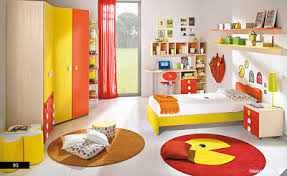 Kids Video Game Themed Rooms Are So Much Fun Pacman Room That Is Bright And
