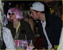 Busta Rhymes Halloween by Kristen Stewart U0026 Robert Pattinson Halloween Party Pair Photo