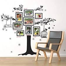 schlafzimmer 3d collage rahmen bilder wandaufkleber für