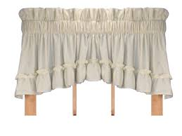 Priscilla Curtains With Attached Valance by Ruffled Priscilla Curtains U0026 Country Ruffled Curtains Window Toppers