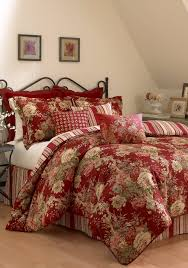 Chicago Bulls Bed Set by Waverly Ballad Bouquet Bedding Collection Online Only Belk