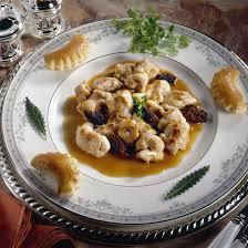 cuisiner cepes frais sauté de veau aux chignons frais et vin blanc cuisine az