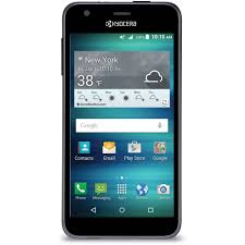 AT&T Kyocera Hydro Air GoPhone Prepaid Smartphone Walmart