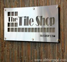 tile shop tuesday tile tour all things g d