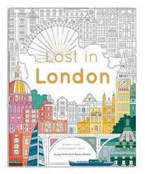 Loving This Lost In London Color Your Way Around The City Coloring Book On
