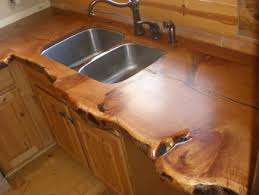 Rustic Kitchen Countertops More Image Ideas