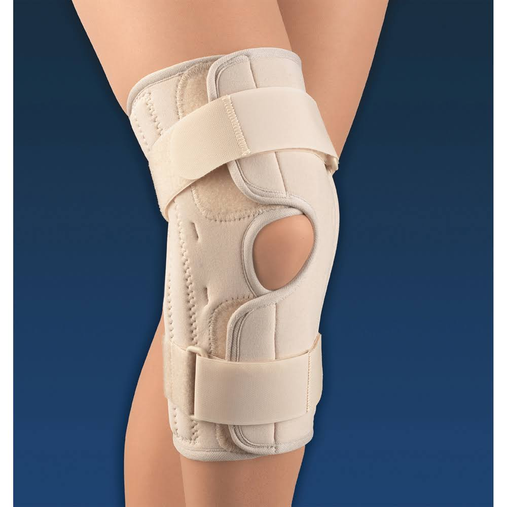 Soft Form Wrap Around Stabilizing Knee Support : Medium