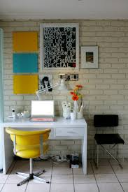 Home Office Designs: Framed Brick Wall Office - Workspace Design ... Home Office Workspace Design Desk Style Literarywondrous Building Small For Images Ideas Amazing Interior Cool And Best Desks On Amp Types Of Workspaces With Variety Beautiful Simple Archaic Architecture Fair Black White Minimalistic Arstic Decor 27 Alluring Ikea Layout Introducing Designing Home Office 25 Design Ideas On Pinterest Work Spaces 3 At That Can Make You More Spirit