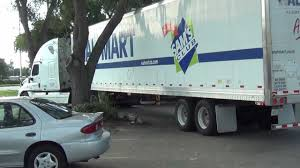 Really Tight Turns For Walmart Driver Driving Thru Strip Mall - YouTube Walmart Then And Now Today Has One Of The Largest Driver Found With Bodies In Truck At Texas Lived Louisville Etctp Promotes Safety By Hosting 2017 Etx Regional Truck Driving Drive For Day Ross Freight Walmarts Of The Future Business Insider Heres What Its Like To Be A Woman Driver To Bolster Ecommerce Push Increases Investment Will Test Tesla Semi Trucks Transporting Merchandise Xpo Dhl Back Transport Topics