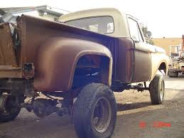 100 Ford 4x4 Trucks For Sale 1965 F100 Great Project Or Parts Truck For Sale In West