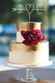 33 Exquisite Mini Wedding Cakes For Your Inspiration