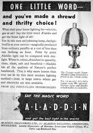 Aladdin Lamp Oil Uk by Aladdin Model 14 Table Lamp From The Uk