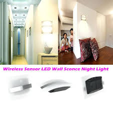 led battery wall sconce wireless sconce lights battery operated