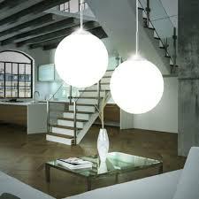 büromöbel kugel led design deckenle hängeleuchte
