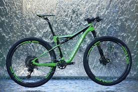 e Ride Review 2017 Cannondale Scalpel Si full suspension race