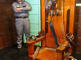 Electric Chair Executions New York State by Edison Financed The Electric Chair Business Insider