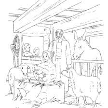 Bible Story Coloring Pages AZ