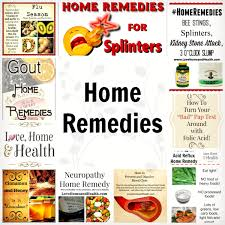 Home Reme s and Natural Cures Love Home and Health