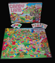 Perfect Home German Verbs Table Present Tense Printable With Online Candyland Board Game