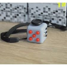 Fidget Cube Mini 22cm Children Desk Toys Adult Anxiety Stress Relief Cubes