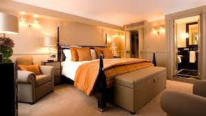Brown And Orange Bedroom Ideas Stunning On Intended For Fabulous Decorating Designs 15