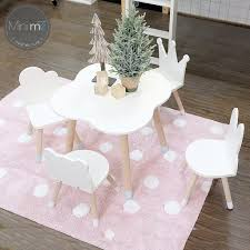 Wooden Kids Table And Chairs Set - Minime – Mini Me Ltd